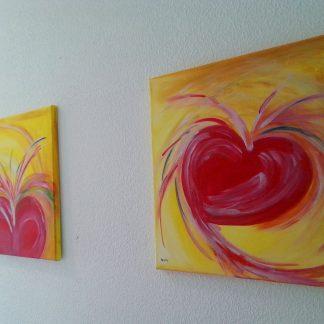 Herzbilder Duo im Ideen Shop auf Kreativmeetsblog
