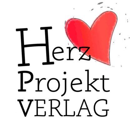 Herz Projekt VERLAG LOGO