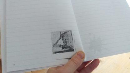 Dein Journal, Tagebuch, Notizbuch, Skizzenbuch, zum Gedankenschreiben