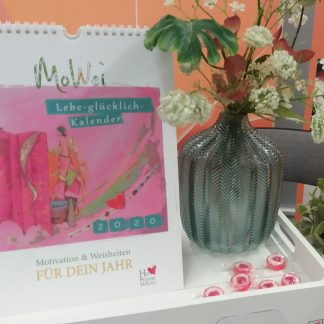 ISBN9783982018249 Jahreskalender Dein Lebe-glücklich-Kalender für dien Jahr Inspirationen. Motivation und Inspirationen für dein Jahr