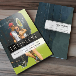 Bundle ♥ Lilli & Lou & Dein Journal - zusammen gekauft, Geld gespart und noch mehr Möglichkeiten zum Mitmachen gefunden