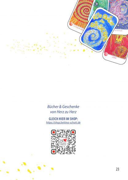 ISBN 978-3-9820182-6-3 Ein Blick in die Sterne 45 teiliges Astrologie Karten Set mit Booklet in einer Metallbox von Marion Leuschner und Brigitte Staeubert